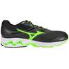 Mizuno Wave Inspire 13 Shoes Men Dark Shadow/Green Gecko/Black